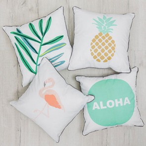Tropicana-cushions
