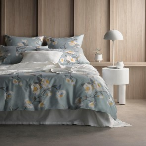 Barling Teal Quilt Cover Set by Sheridan