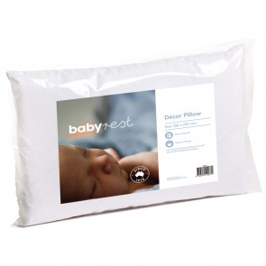 Bassinet Decor Pillow by Babyrest