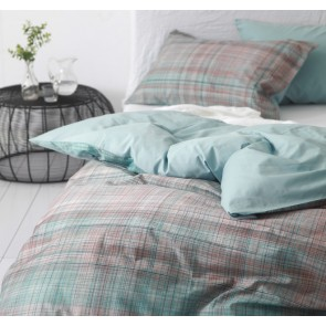 Bast Quilt Cover Set by Cloth & Clay Linen