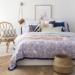 Calypso Quilt Cover Set by Bambury