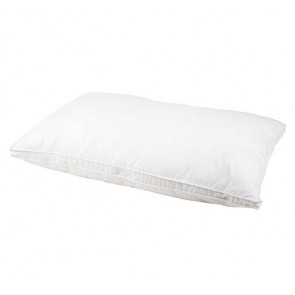 Chateau Micro Down Standard Pillow by Bambury