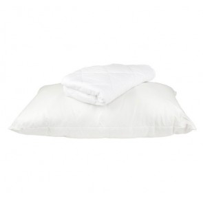 Chateau Quilted Standard Pillow Protector by Bambury