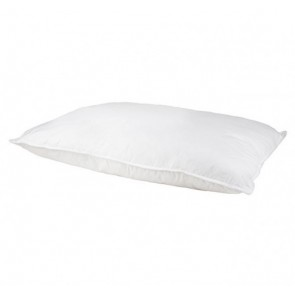 Luxus Feather Down Standard Pillow by Bambury