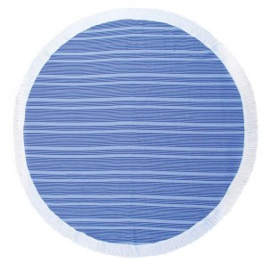 Horizon Express Round Towel by Bambury