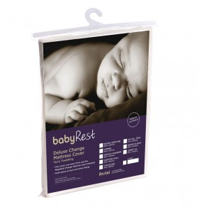 Deluxe Change Pad Cover by Babyrest