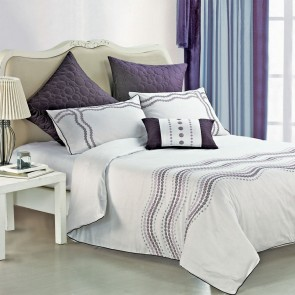 Adele Quilt Cover Set by Bianca