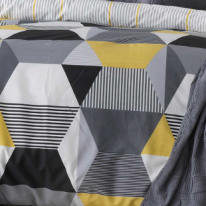 Baxter Quilt Cover Set by Bianca