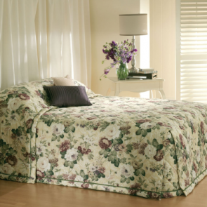 English Garden Bedspread by Bianca