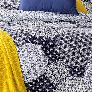Galaxy Quilt Cover Set by Bianca
