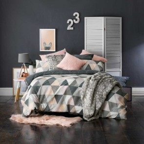 Marla Quilt Cover Set by Bianca