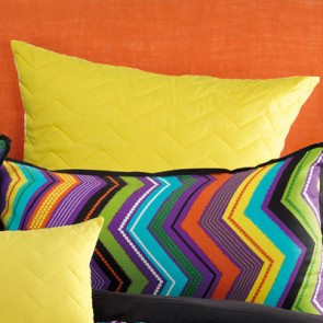 Chevron Quilt Cover Set by Bianca
