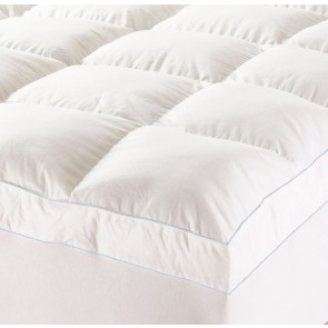 Bamboo Mattress Topper by Kingtex