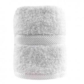 4PK Bath Sheets White by Kingtex