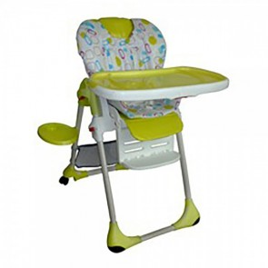 Bon A Petite Hi Low Chair Jelly by Babyhood