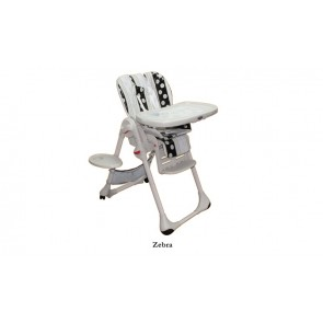 Bon A Petite Hi Low Chair by Babyhood