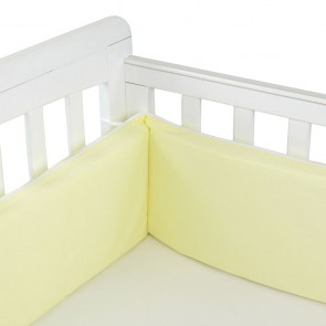 Breathe Eze Cot Bumper 3 Sided by Babyhood