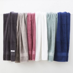 Brentwood 650 GSM Low Twist Individual Towels by Renee Taylor