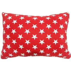 Brighton Red Kids Bedding by Lullaby Linen