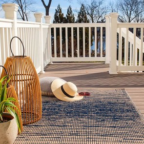 Brooklyn Indoor/Outdoor Rug by FAB Rugs