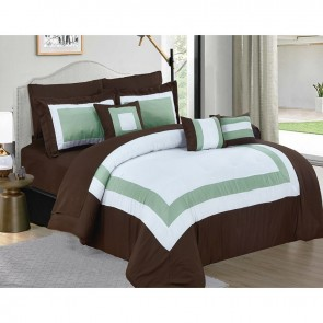 10-Piece Comforter and Sheets Set