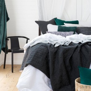 Cisco Double Quilt Cover Set by Bambury