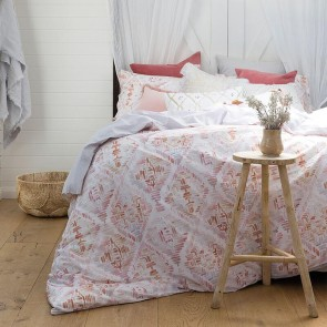Magali Quilt Cover Set by Bambury