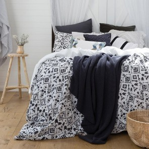 Salta Queen Quilt Cover Set by Bambury