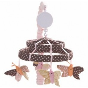 Butterfly Dreams Baby Bedding by Lambs & Ivy