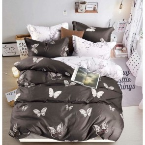 Butterfly Quilt Cover Set by Fabric Fantastic