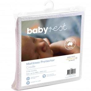 Bassinet Cradle Mattress Protector