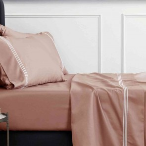 Camelia 1200TC Palais Lux Fitted Sheet by Sheridan