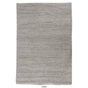 Canyon Linen Hand Woven Rug by Rug Republic