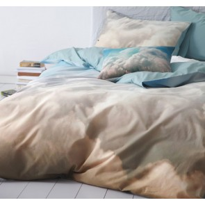 Shyla Quilt Cover Set by Cloth & Clay Linen