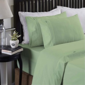 250 Thread Count Certified Organic Single Sheet Set by Style & Co