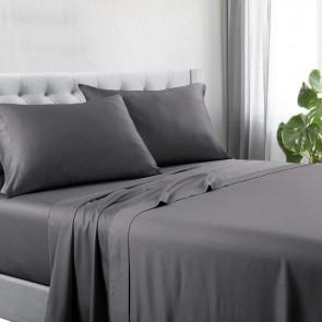 1200TC Hotel Quality Cotton Rich King Single Sheet Set