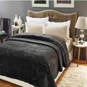 Heavy Weight Acrylic Mink Blanket by Renee Taylor
