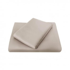 Chateau King Single Fitted Sheet by Bambury