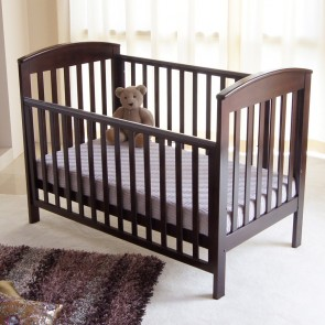 Classic Curve 4 In 1 Cot by Babyhood