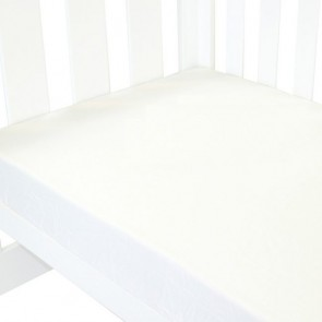 Classic White Fitted Sheet by Amani Bebe