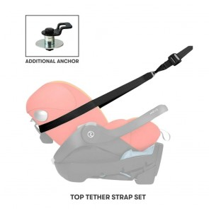 Cloud Q Top Tether Adjuster set by Cybex