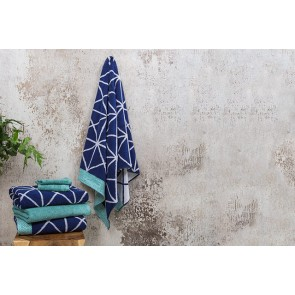 Como Hand Towel by Bambury