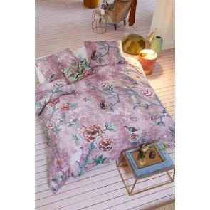 Armelle Pink Quilt Cover Set