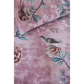 Armelle Pink Quilt Cover Set by BeddingHouse