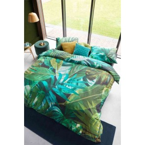 Botany Green Quilt Cover Set