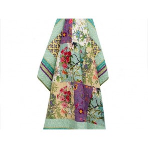 Cosmic Floral Throw by Classic Quilts
