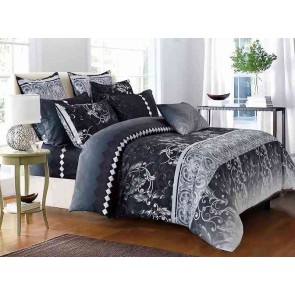 Costa Quilt Cover Set by Fabric Fantastic