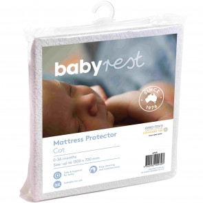 Cot Mattress Protector by Babyrest