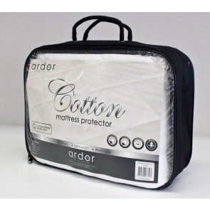 Cotton Quilted Mattress Protector by Ardor