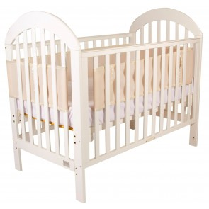 Breathe EZE Cot Bumper by Amani Bebe